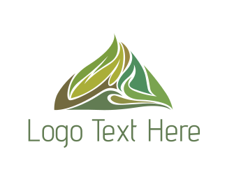 Green And Brown - Green Hill logo design