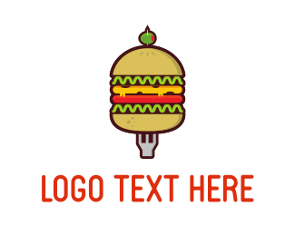 Gourmet - Big Burger logo design