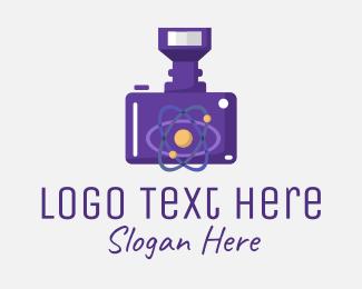 Photography - Scientific Photography  logo design