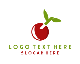 Berry - Berry Cherry logo design
