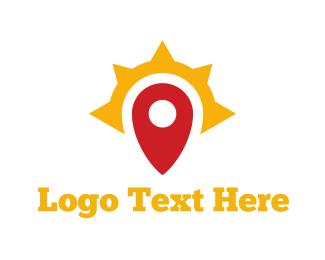 Journey - Sun Pin logo design