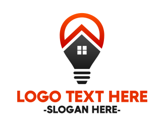 Contractor - Smart Home logo design