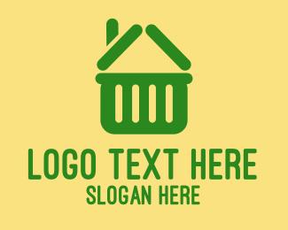 Shop - Supermarket Store Shop logo design