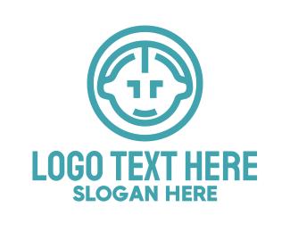 Kiddo - Baby Circle logo design