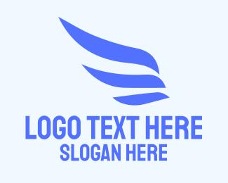 Wing - Black Wing logo design