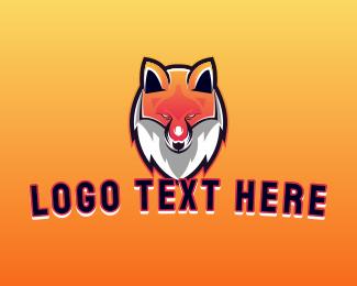 Gaming - Fox Gaming Sports Mascot logo design