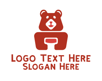 Cub - Zoo Bear Sanctuary logo design