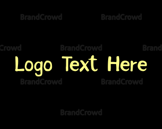 """""""Cool Text"""" by BrandCrowd"""