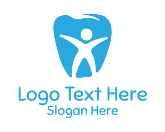 Child - Child Dental Care logo design