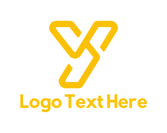 Branding - Yellow Y logo design