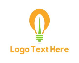 Renewable - Eco Electricity logo design