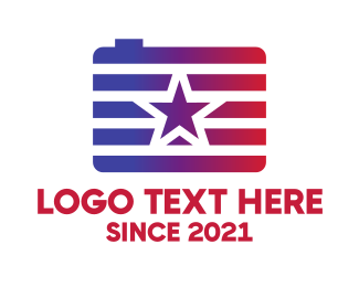 Star - Instagram Star logo design