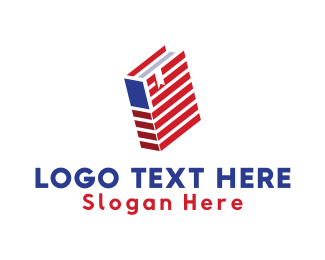 Professor - American Book logo design