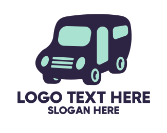 Racing - Automotive Van logo design