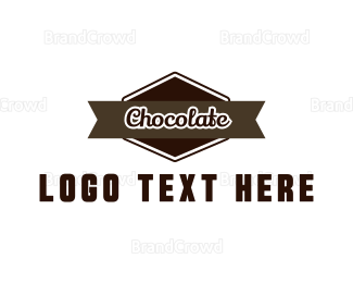 Chocolate - Chocolate Label logo design