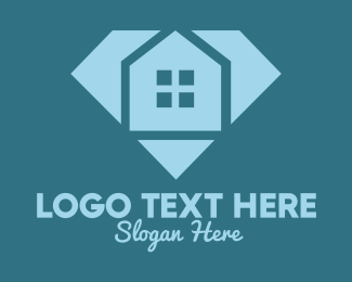 Diamond - Diamond House logo design