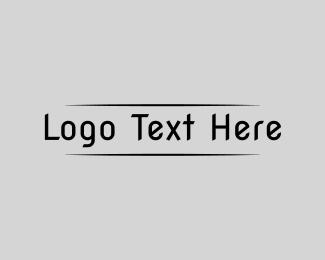 Business - Corporate Business Wordmark logo design