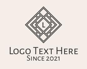 Real Estate - Architecture Company Letter logo design