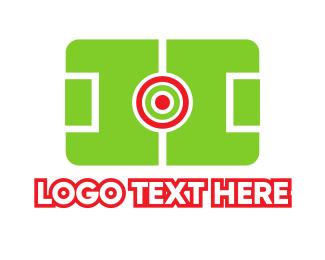 Team Icon - Target Field logo design