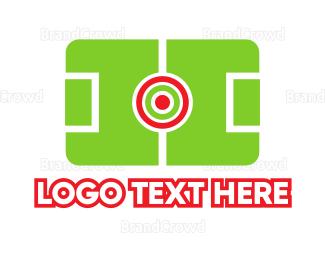 Target - Target Field logo design