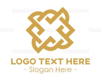 Cultural - Royal Abstract Emblem logo design