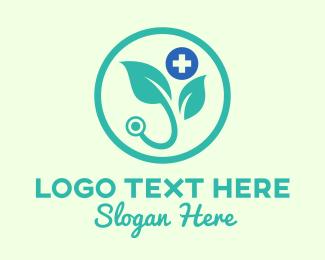 Doctor - Natural Medicine Clinic logo design