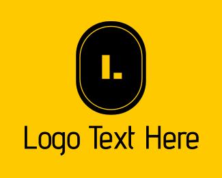 Directory - Black Modern Lettermark logo design