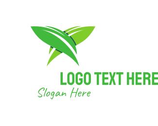 Leaves - Green Leaves logo design