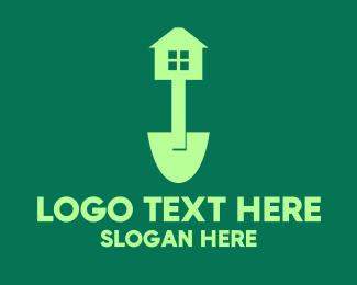 Garden - Home Gardening logo design