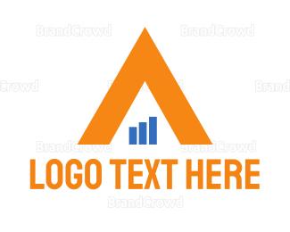 Triangle - Financial Triangle logo design