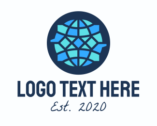 Crystal - Global Crystal Gem Company logo design