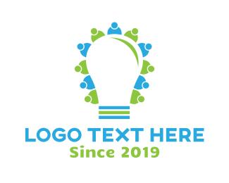 Logic - Team Idea logo design