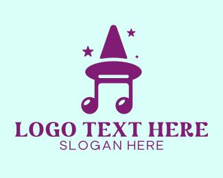 General - Musical Magic Show logo design