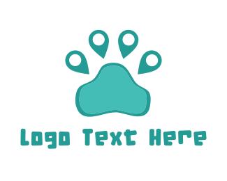 Pet Shop - Pet Place logo design