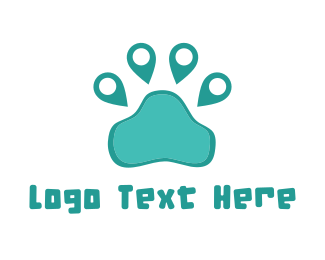 Shelter - Pet Place logo design