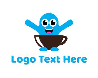 Coffee - Coffee Monster logo design