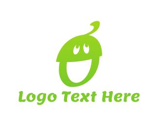 Happy Acorn Logo