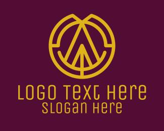 Ao - Letter A & O logo design