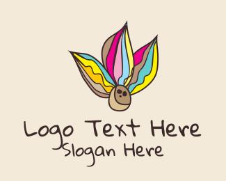 Color - Colorful Coconut logo design