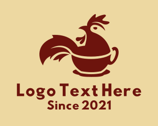 Morning - Morning Rooster Coffee logo design