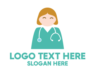 Hospital - Hospital Doctor Nurse logo design