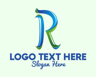 Simple - Generic Letter R logo design