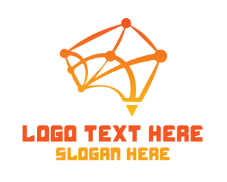 Slack - Orange Circuit Australia logo design