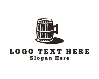 Barrel - Beer Barrel logo design
