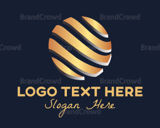 Fortune - Gold Coin logo design