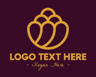 Abstract - Abstract Flower Bud logo design