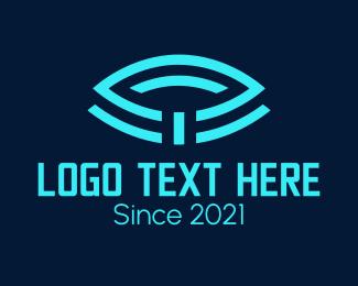 Company - Digital Surveillance Company logo design