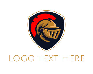 Roman - Roman Shield  logo design