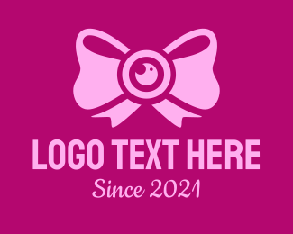Video Coverage - Pink Ribbon Lens logo design