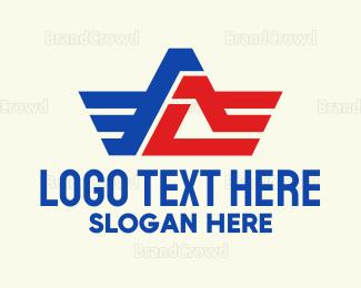 Emblem - Aviation Emblem logo design